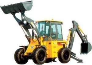 Экскаватор-погрузчик XCMG WZ30-25