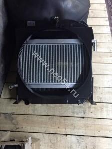 Радиатор в сборе на погрузчики 2,5-3 тонны (1)