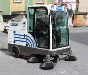 Подметально вакумная машина MINGNUO MN- E800LD
