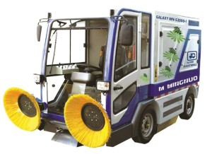Подметально вакумная машина MINGNUO MN- S2000-1